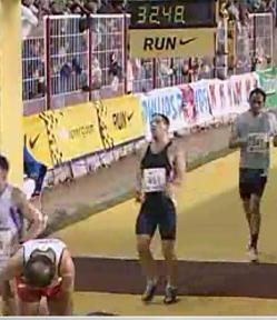 4 Atletas del 'Vega de Salobreña' en la XX Carrera de Fondo 'La Amistad'