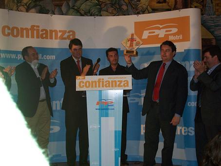 El PP de Motril entrega sus premios Ingenio