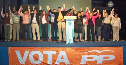 PP y PA-PAI podrían gobernar el ayuntamiento de Motril con Carlos Rojas como alcalde