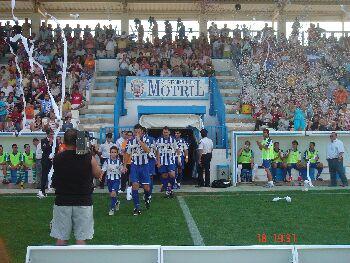 El Motril CF juega la liguilla de ascenso a Segunda B. Hoy lunes se hará el sorteo del play off
