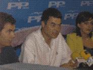 El PP no sólo hablará con Antonio Escámez(PA) sino que también lo hará con Francisco Villoslada (PAI-CC) y el resto de las formaciones políticas