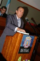 Francisco Villoslada deja entreveer un pacto entre el PP-PAICC en el ayuntamiento de Motril