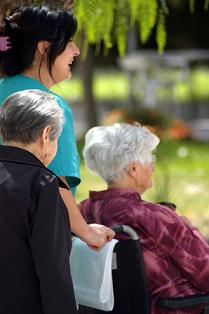 Diputación refuerza el dispositivo de ayuda a los mayores para combatir la ola de calor