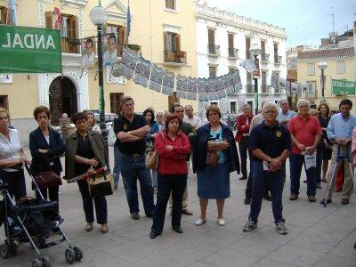 """""""Peones Negros convoca concentraciones el 11 de junio a las 21:00 h en Motril, plaza de las Palmeras y en Almuñécar, en plaza de la Constitución"""