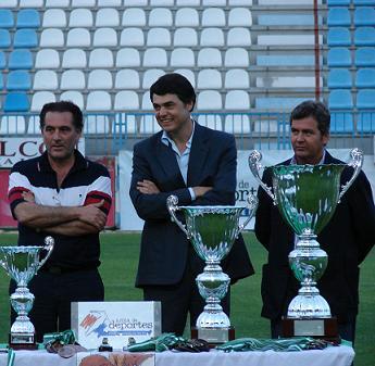 Instalaciones Eclipsa vencedor del XXVI Trofeo Alcalde Ciudad de Motril