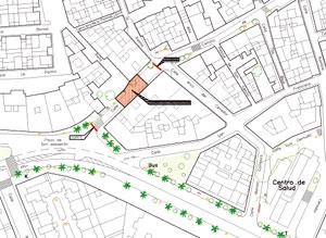 El día 28 se abrirá al tráfico la calle de Las Cañas de Motril