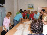 El Ayuntamiento de Motril informa a las asociaciones vecinales sobre el proyecto de la Ronda de Levante