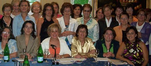 AFAMMER Granada en la Asamblea Nacional de la organización