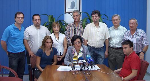 María Ángeles Escámez ha sido elegida secretaria de la nueva ejecutiva del Partido Andalucista en Motril