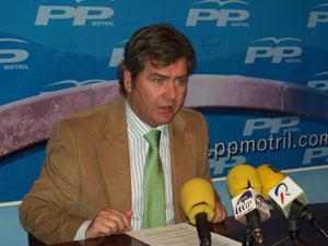 """PP-Motril acusa de """"sectaria"""" e """"impresentable"""" la actitud de la Delegación de Gobierno en la inauguración de la Comisaría de Policía Nacional"""