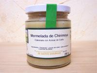 Herco Frut comercializa la mermelada de chirimoya