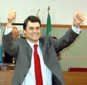 Carlos Rojas presidente de la Mancomunidad de Municipios en segunda votación , tras salir elegido y después impugnado en la primera, el representante del PSOE