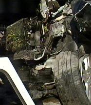 Fallece un conductor en accidente ocurrido en el término municipal de Castell de Ferro
