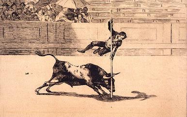 Caja Mediterráneo expone los grabados de Goya en la Casa de Cultura de Almuñécar