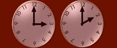 Este domingo toca cambiar la hora: a las 03.00 de la madrugada serán las 02.00