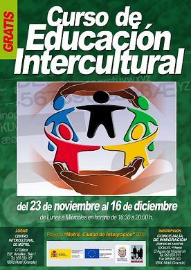 La motivación y la comunicación principales ingredientes en el curso de Educación Intercultural