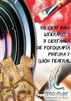 El Ayuntamiento de Motril organiza XIII Certamen de literatura, fotografía, guión teatral y pintura