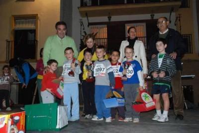 La San Silvestre de Motril se corrió en pro de la integración con 1.148 atletas