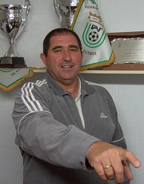 Francisco Navarro el mejor fútbol de La Mojonera