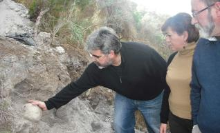 El Juez de Motril decreta archivo provisional sobre los restos óseos hallados en Vélez de Benaudalla