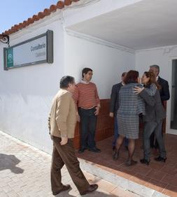 Se remodela el consultorio médico de Calahonda