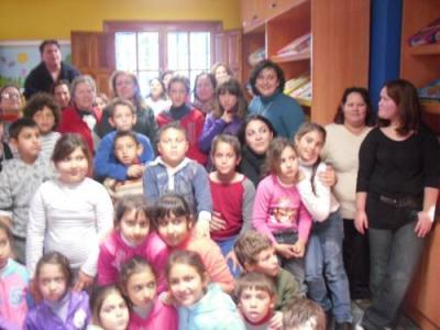 """300 niños de todos los barrios se beneficiarán de la nueva programación de """"ludotecas 2010"""" que ha presentado Acción Social"""