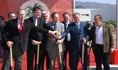 La Cooperativa La Palma duplica sus instalaciones de Carchuna-Calahonda