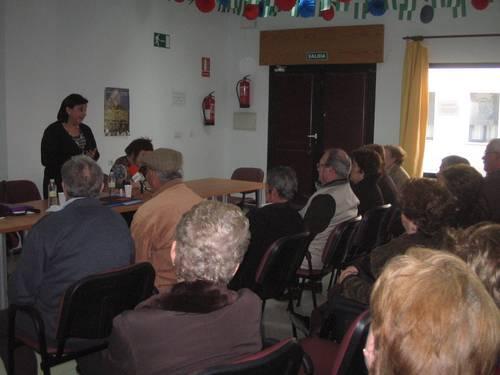 Los Centros de Día de Motril celebran sus asambleas anuales en colaboración con el área de Acción Social