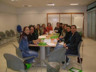 Formación y Empleo pone en marcha el curso de 'Auxiliar de Apoyo a la Etapa Infantil'