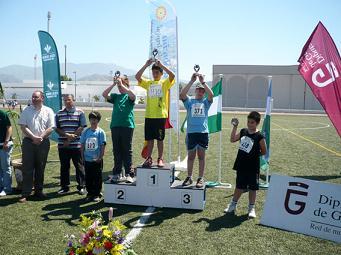 """Hoy en Salobreña se celebra """"Atletismo pista 2010"""""""