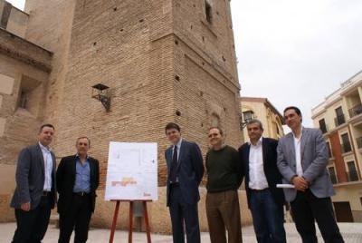 El Ayuntamiento de Motril pone en marcha una de las obras históricas y arqueológicas más importantes de la ciudad
