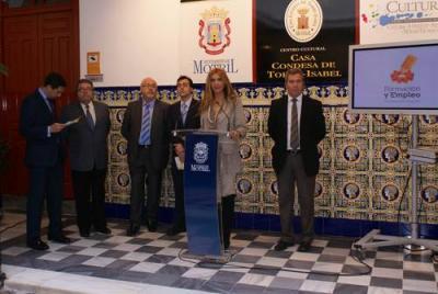 Formación y Empleo inicia la II Campaña de Seguridad y Salud en el Trabajo 'Motril por la Prevención'