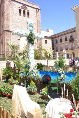 Las Cruces 2010 caracterizadas por la tradición y el éxito festivo