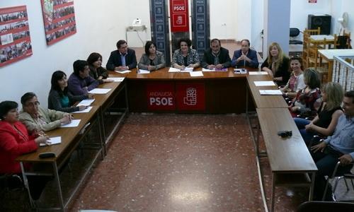 Teresa Jiménez apuesta por un PSOE en Motril mayoritario y sin sectarismos