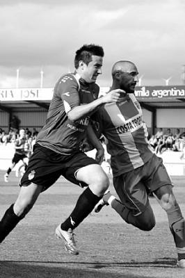 El Motril CF -  Peña Sport esta tarde en el Estadio Escribano Castilla