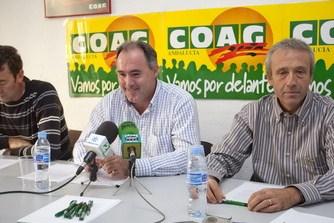 COAG reclama a Fomento que agilice el pago a los agricultores de las expropiaciones de la A-7