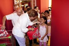 La provincia de Granada acoge desde hoy 183 niños saharaui