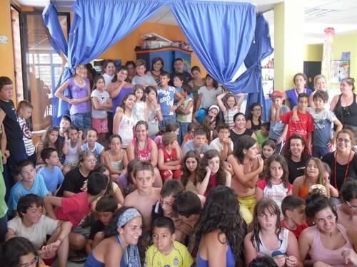 Por tercer año consecutivo los niños de Albolote disfrutan de una Jornada Lúdica en Motril