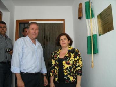 Los más de 400 vecinos de la localidad de Almegíjar estrenan el nuevo consultorio médico