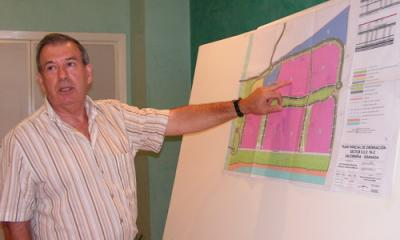 El Ayuntamiento de Salobreña  planifica una zona ocio de un millón de metros cuadrados y 7.500 plazas de hotel