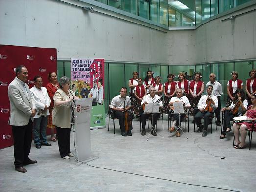 El municipio almeriense de Almócita acogerá el XXIX Festival de Música Tradicional de la Alpujarra