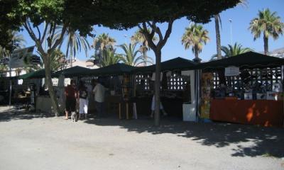 Salobreña celebra la IV Feria de Stockaje el 14 y 15 de agosto