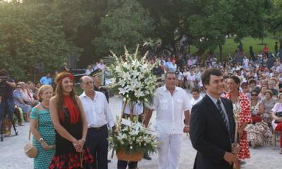 Ofrenda Floral a la Virgen de la Cabeza de Motril
