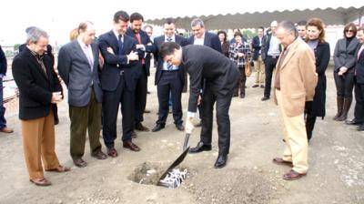 La empresa 'Bogaris' inicia en unos días la edificación del primer parque comercial de la costa