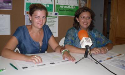 Cursos sobre economía rural y producciones ecológicas de AFAMMER