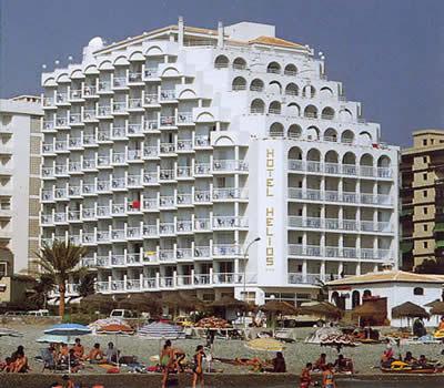 Los hoteles de la Costa afrontan el primer fin de semana de septiembre con una ocupación del 90 por ciento