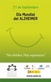 """Motril se adhiere al manifiesto """"Juntos podemos""""  de concienciación sobre la enfermedad del Alzheimer"""