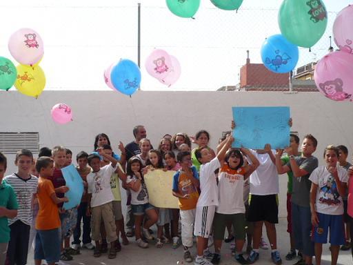 El Ayuntamiento de Motril se suma a la celebración del 'Día de la Paz'