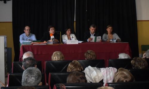 Inauguración del curso académico del Aula Abierta de la Universidad de Granada en Motril