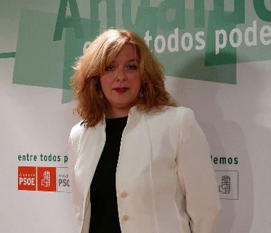 Flor Almón candidata del PSOE a la alcaldía de Motril